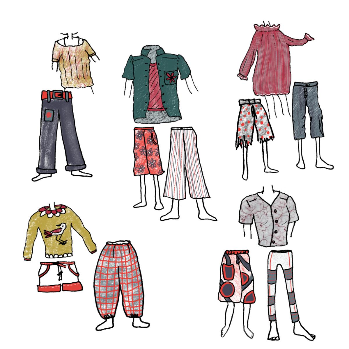 IG new season outfits