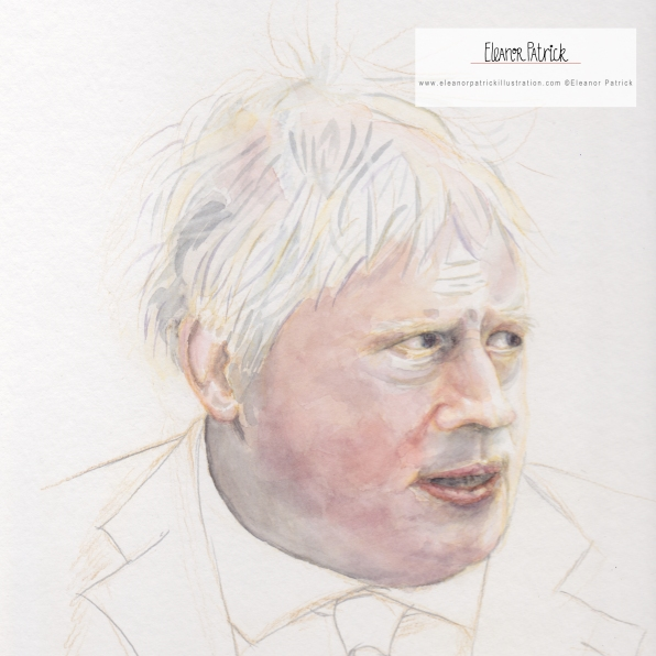 Boris Johnson UK Prime MInister