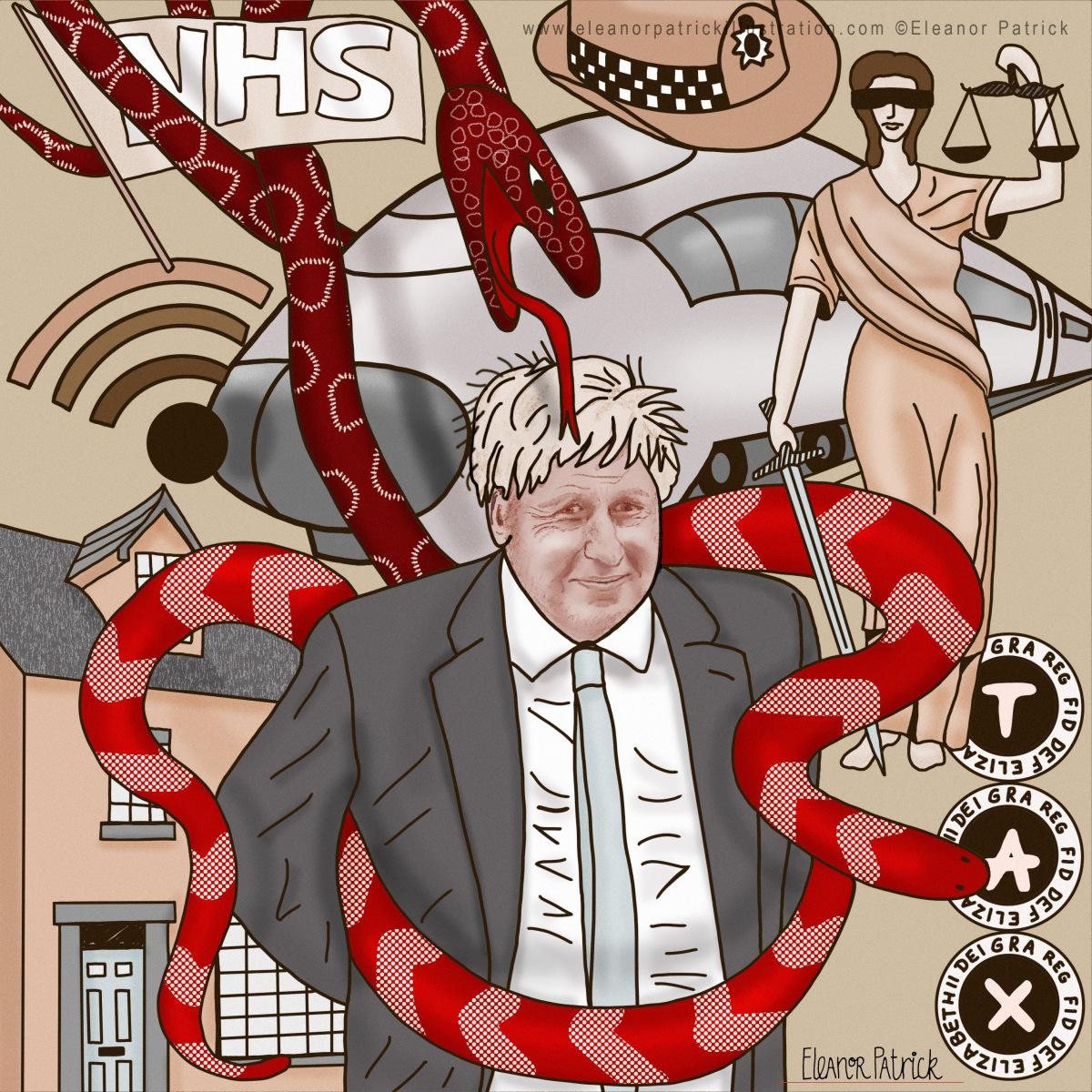editorial Boris snakes