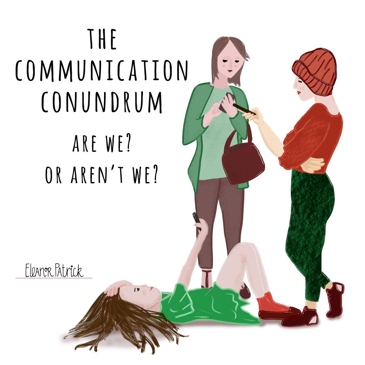 Editorial Communication Conundrum