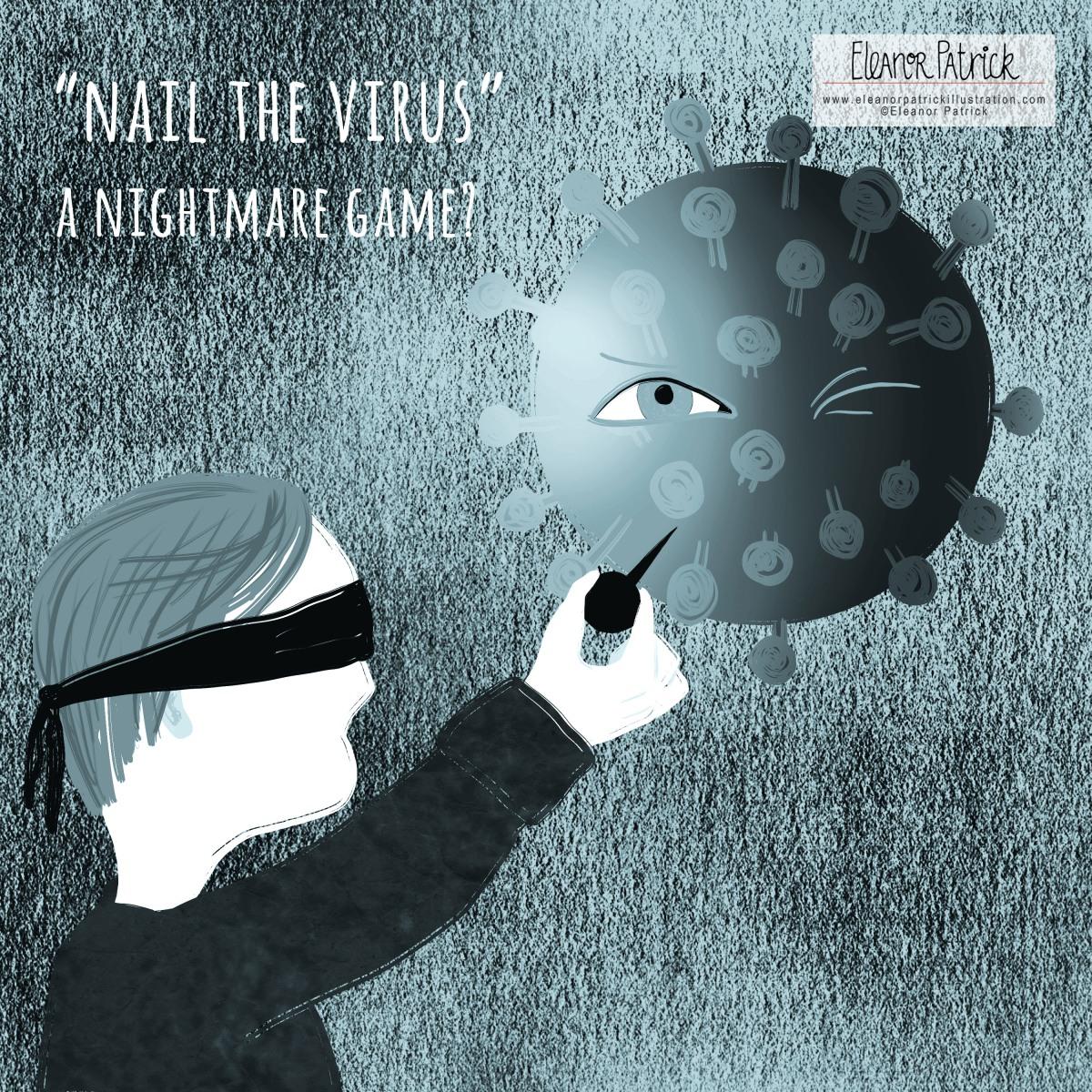 editorial nail the virus
