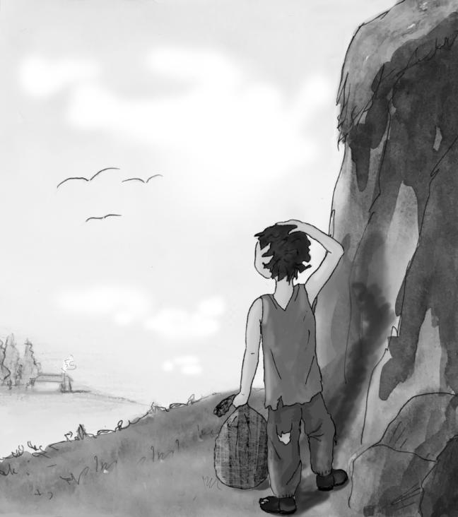 journey boy mono