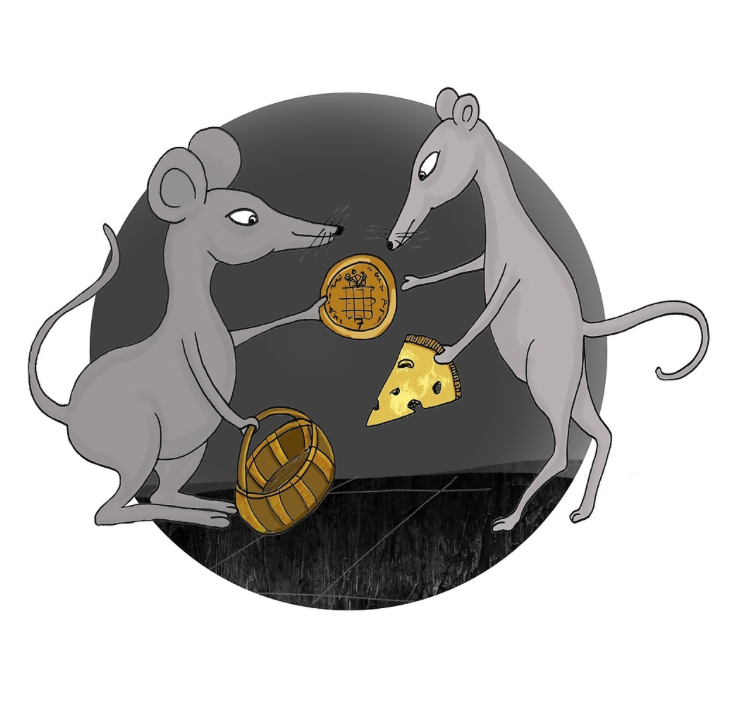 RB mouse trade screenshot