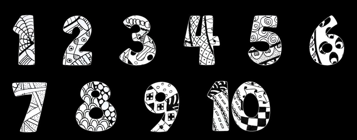 zen numbers