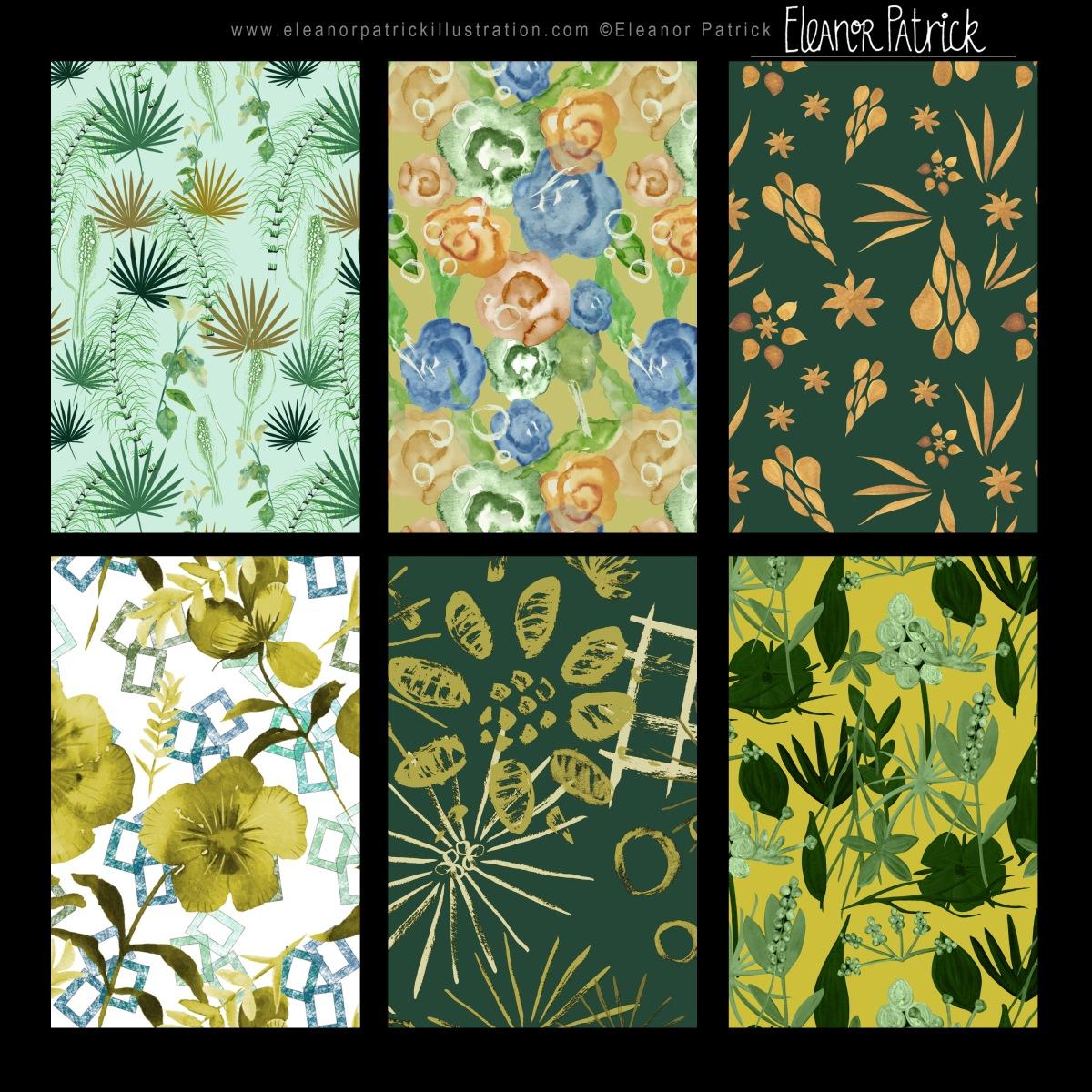 6 more wallpapers samples