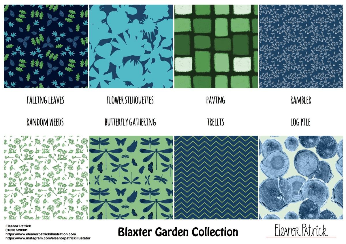 Blaxter Garden Collection