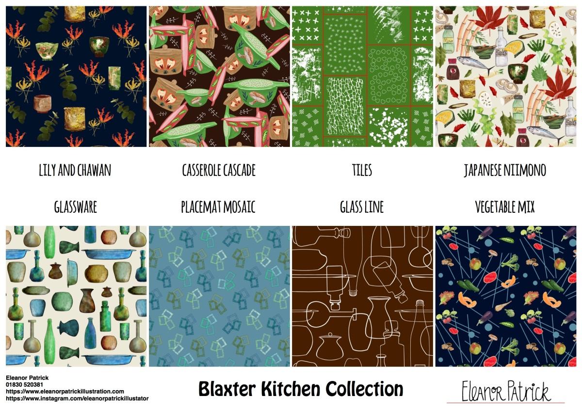 Blaxter kitchen collection