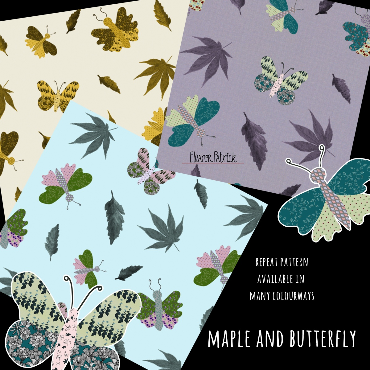 butterfly samples