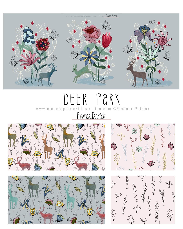 Deer Park layout