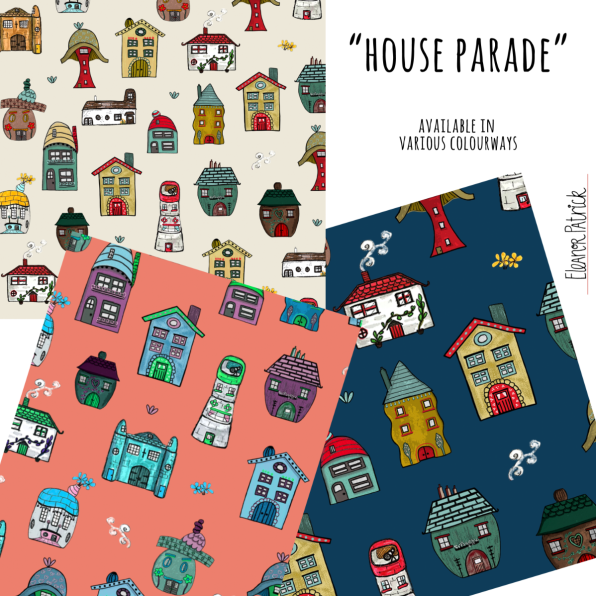 House parade screenshot