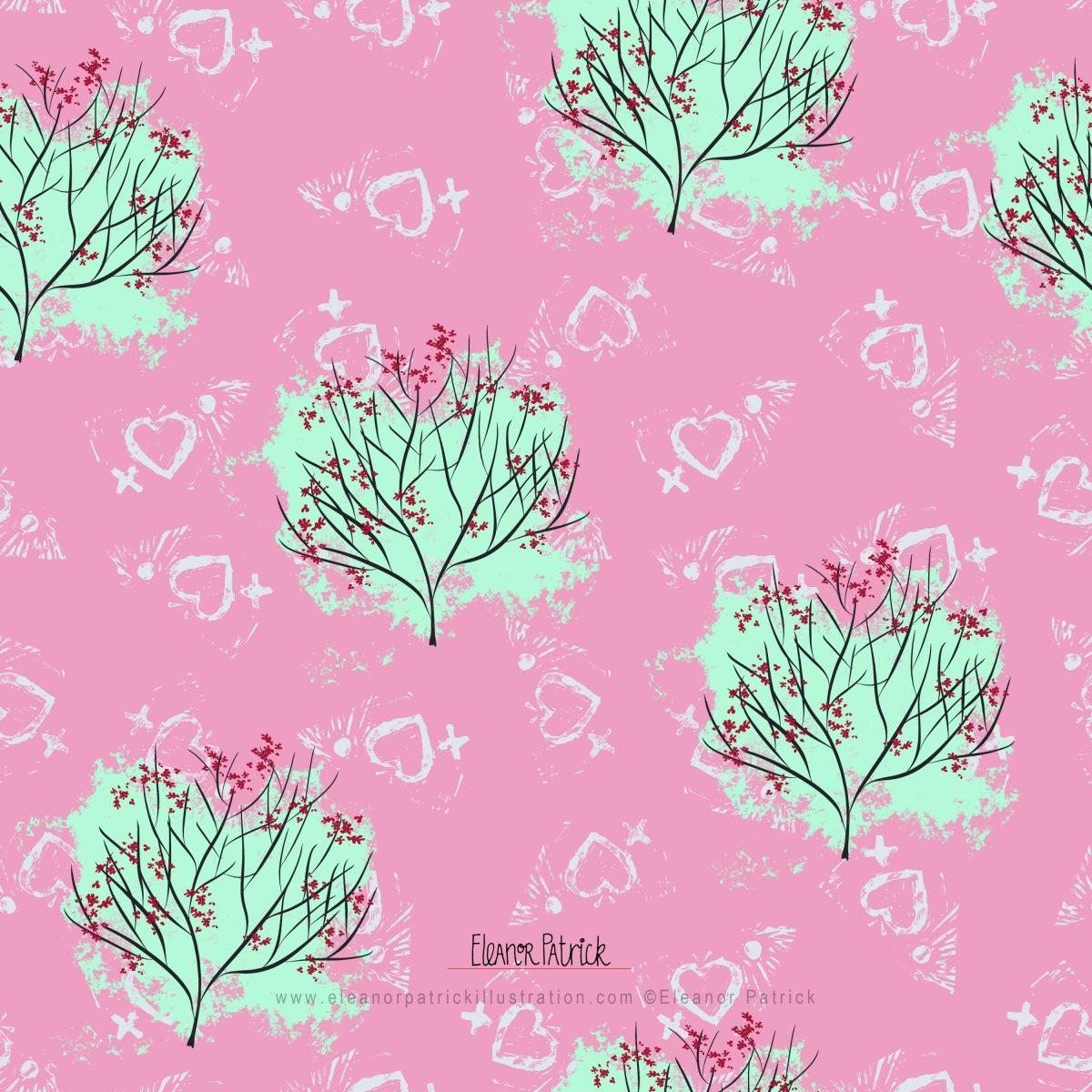 love trees sample