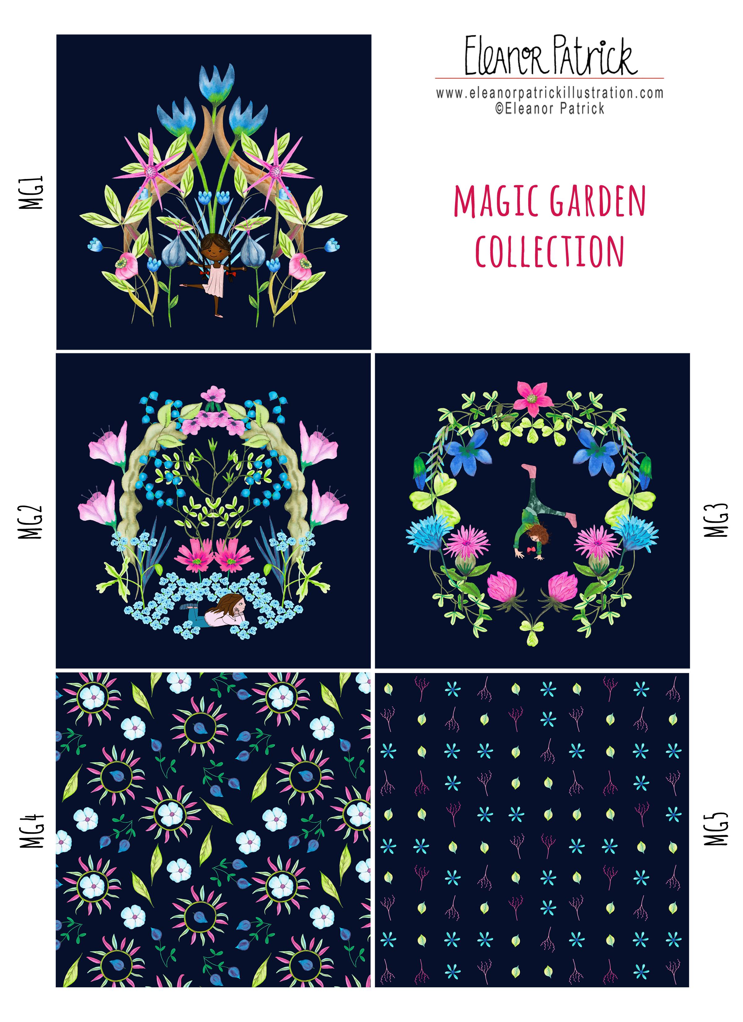 Magic Garden collection