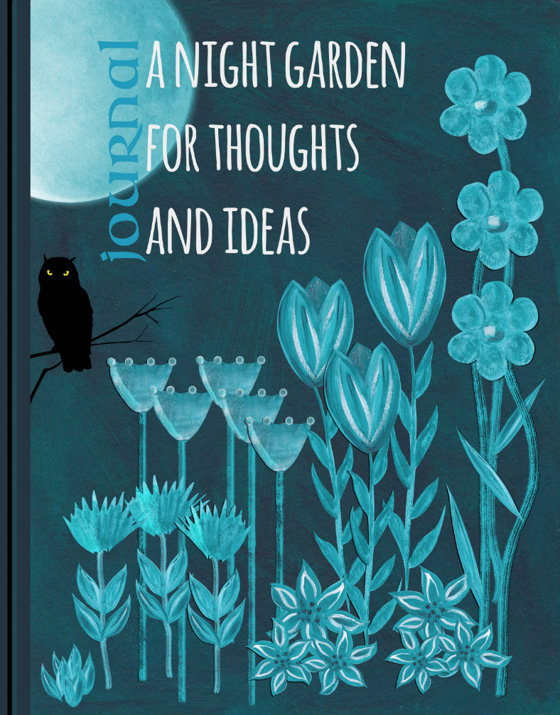 Night garden journal screenshot