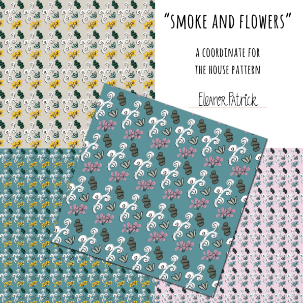 smoke and flowers coord samples