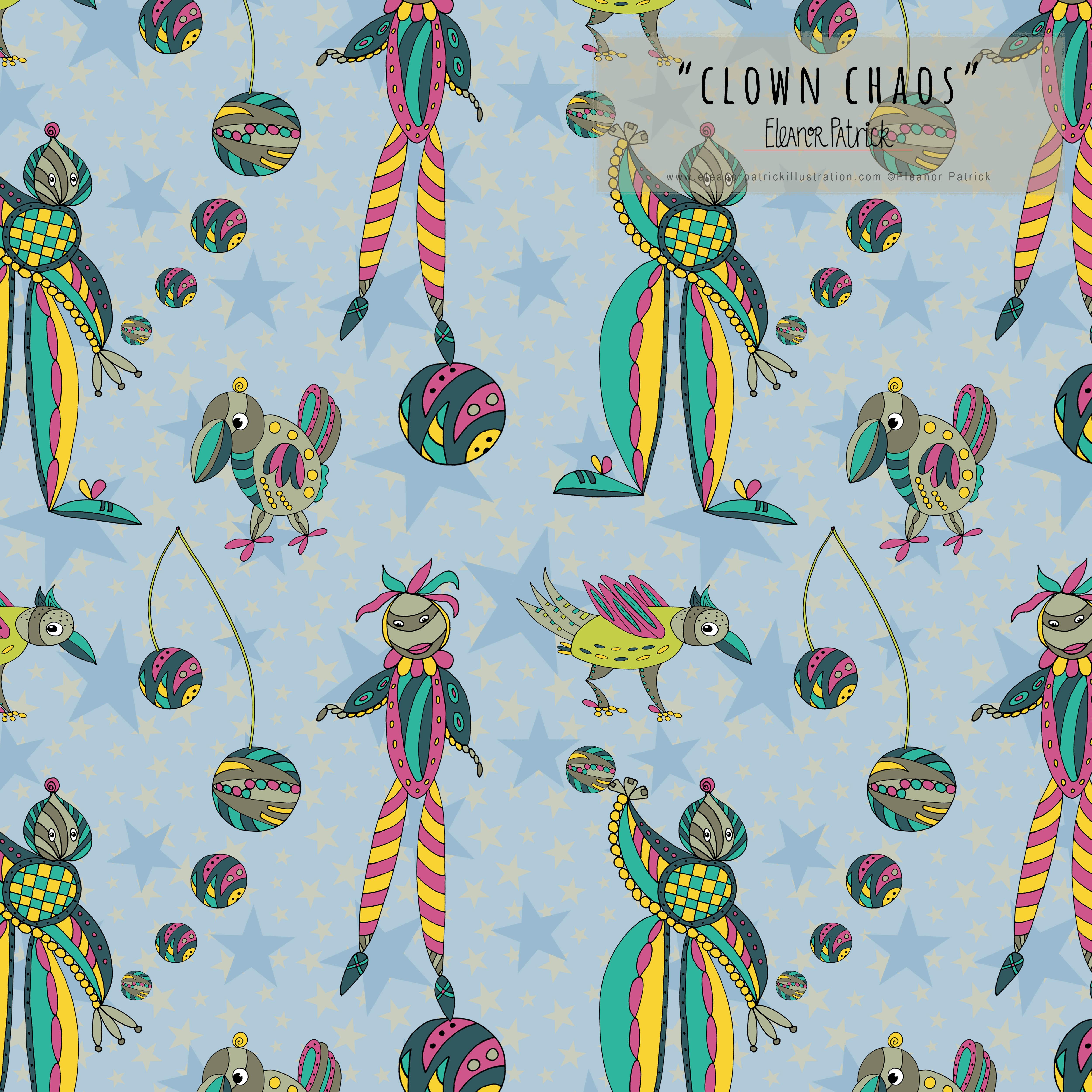 star clown sample copy