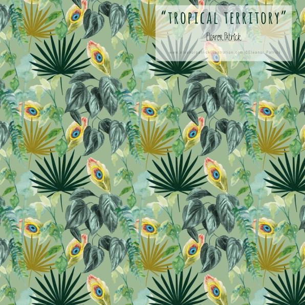 tropical territory