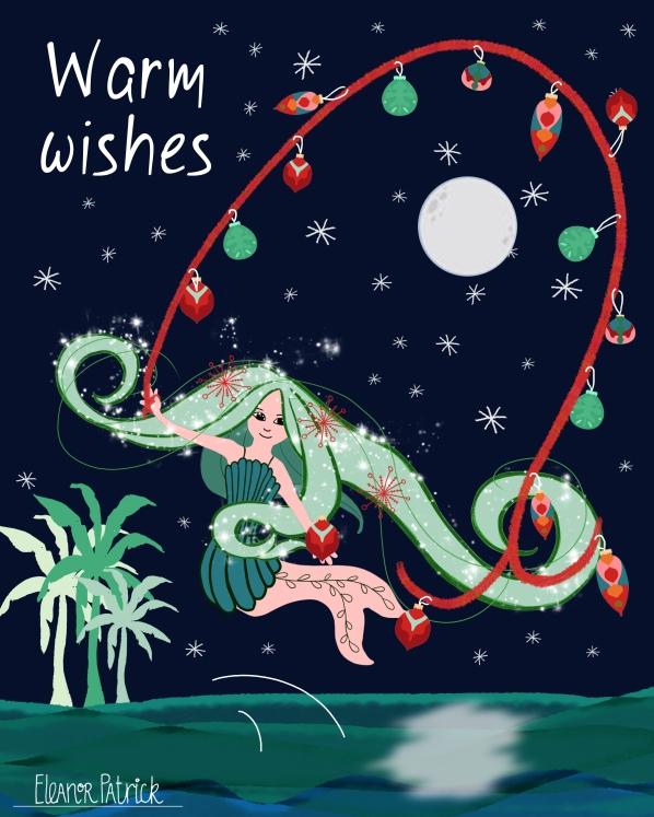 warm christmas mermaid final