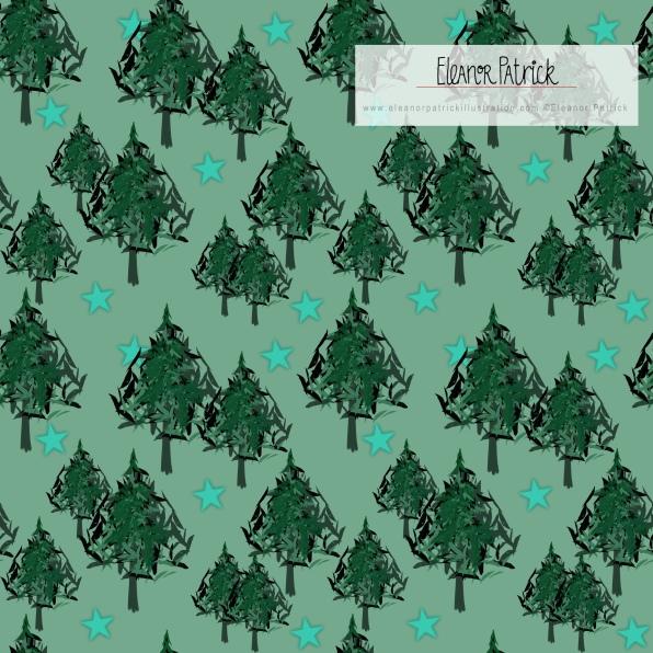 xmas tree star sample