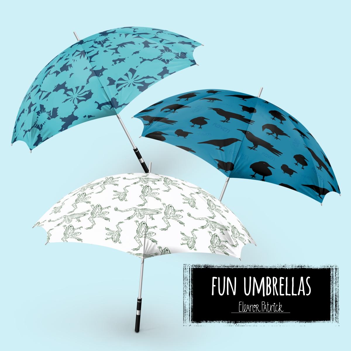 fun umbrellas