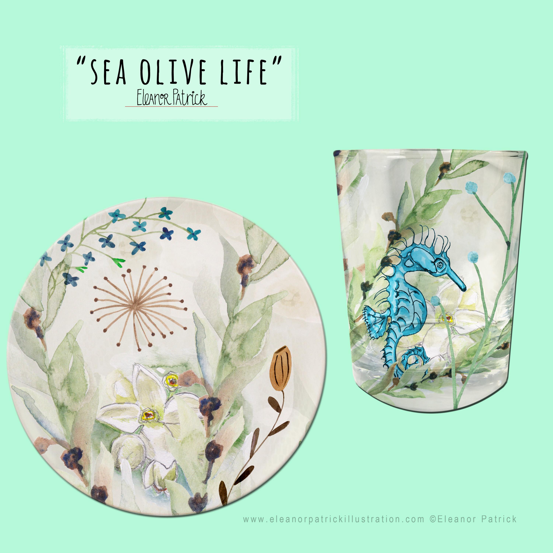 sea olive life
