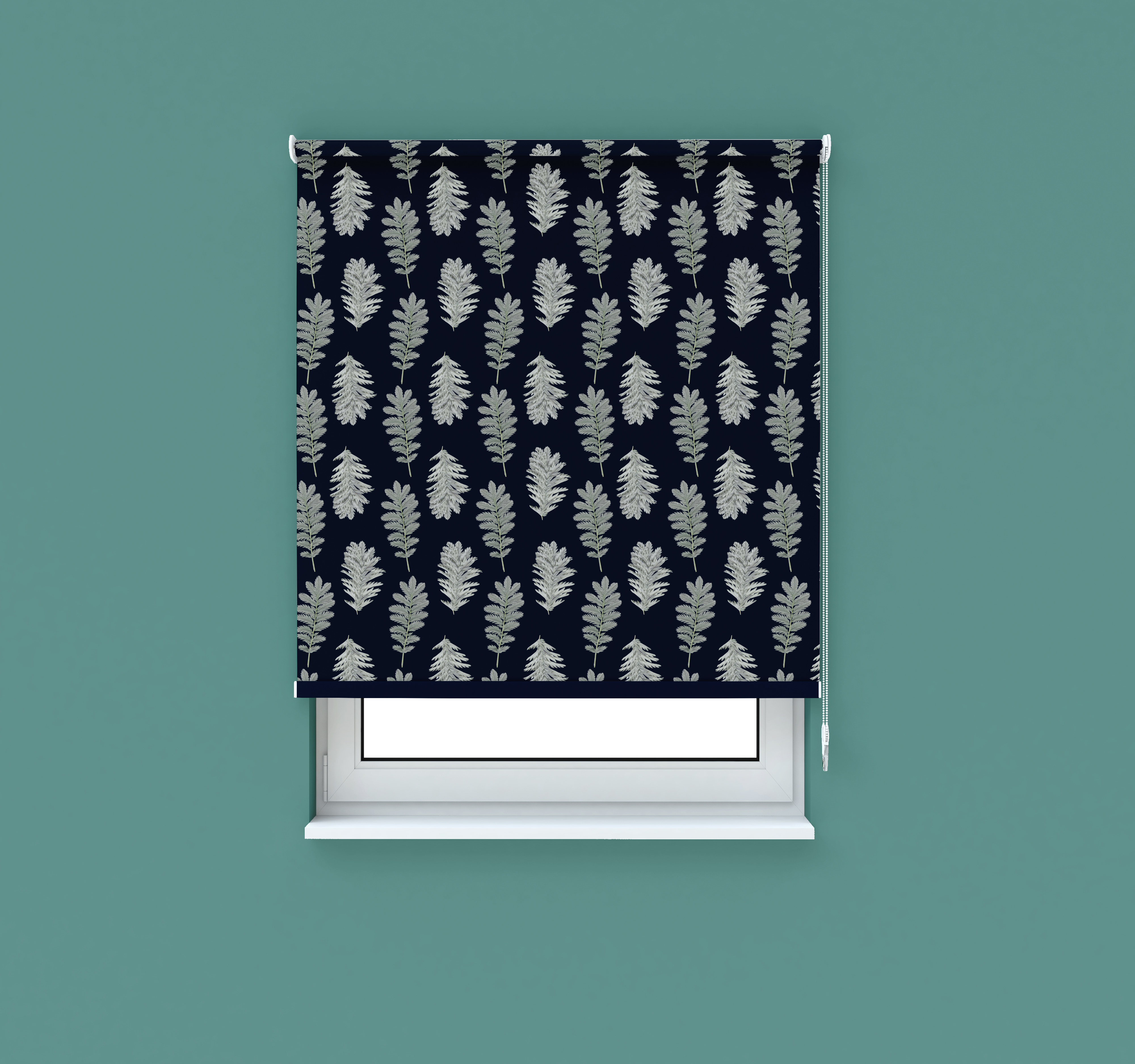 silver frond blind